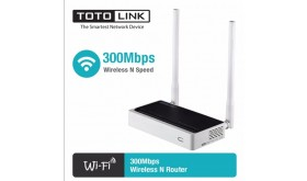 Bộ phát WiFi Router WiFi TOTOLINK N300RT